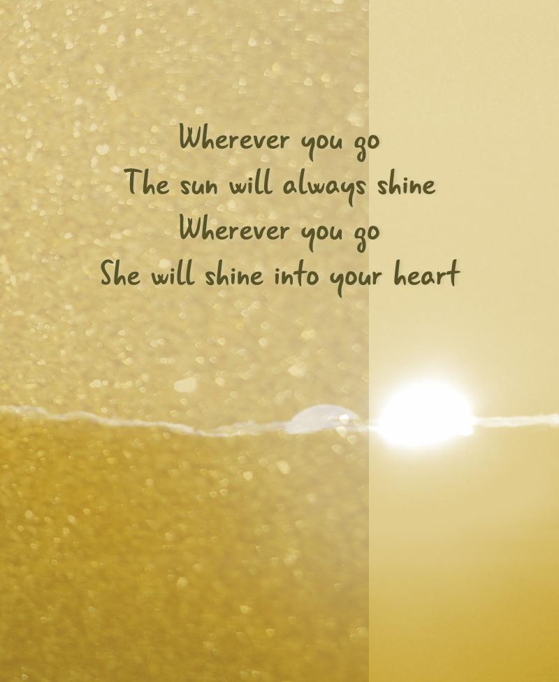 sun shine_s3
